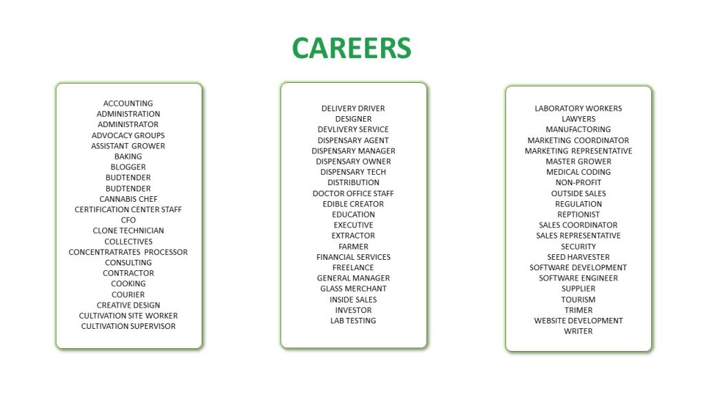 Career Consulting Leafy Green Agency